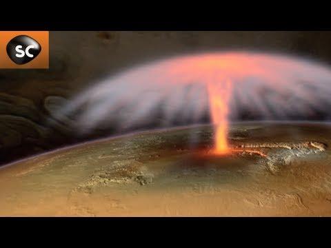 le plus grand volcan de la galaxie est sur mars : objectif terre