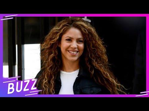 Shakira cambió por completo el color de su cabello | Buzz