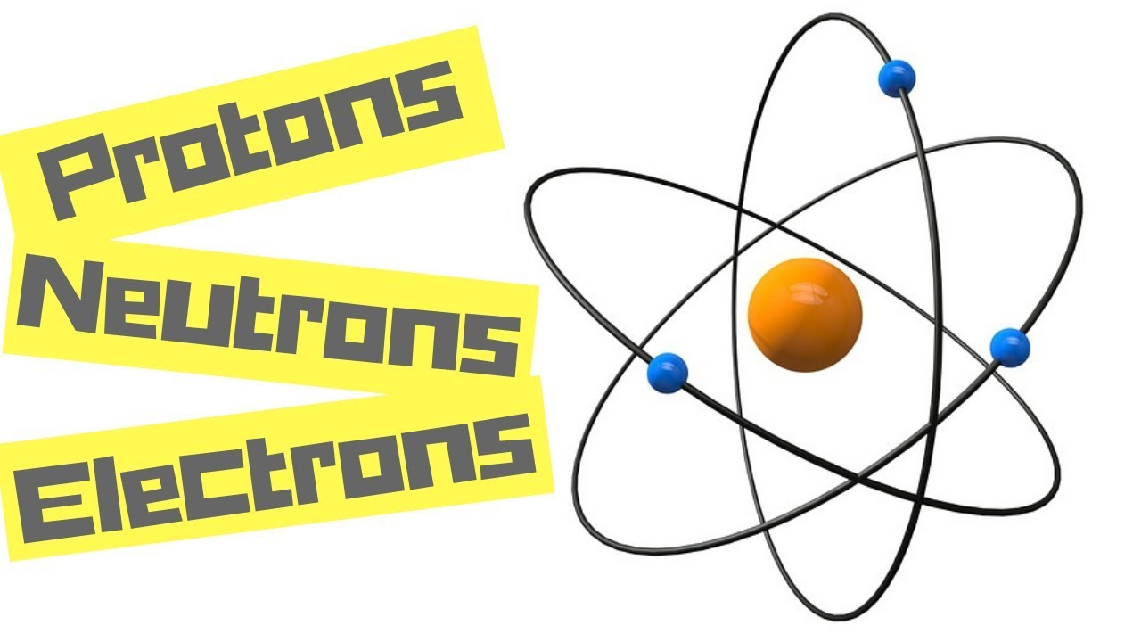 Protons Neutrons And Electrons Explained The Basics
