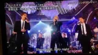 takarazuka tv show christmas song.
