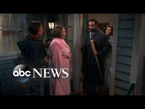'Roseanne' faces backlash for portrayal of Muslims