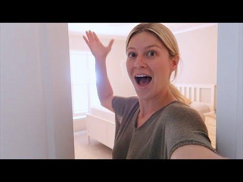 Guest Bedroom Tour! | new mattress topper