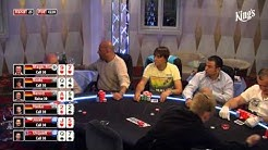 CASH KINGS Episode 17 - germany comentate - Live cash game poker show