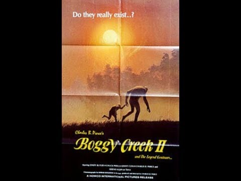 Boggy Creek II: And the Legend Continues trailer