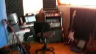 Estudio de grabacion casero/Home Recording Studio (Tapanco Records)