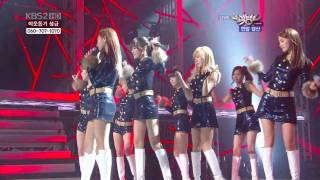 101217 KBS2 Music Bank.