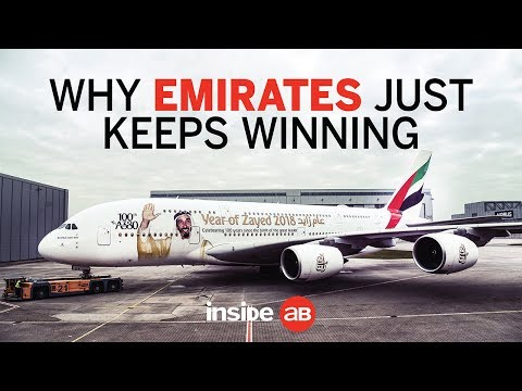 Why Emirates signed the $16bn A380 Airbus deal