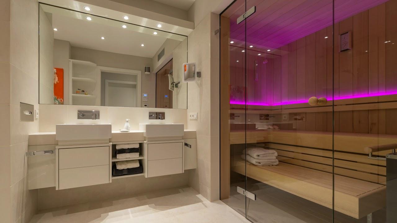 Wohnbad Koc Wellness Zuhause Im Privat Spa Sauna Daheim Designbad