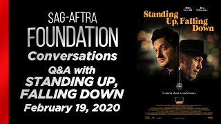 Conversations with STANDING UP, FALLING DOWN