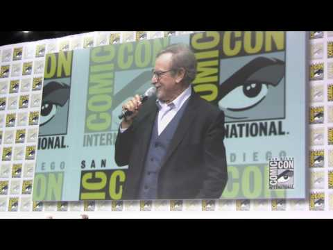 Ready Player One // Steven Spielberg // Interview // Comic Con 2017