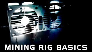 gPU Mining Rig Basics 2019 (Asrock H110 Pro BTC Build) How To 101