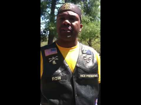 "Buffalo Soldiers Clarksville,TN ""Why join a motorcycle club?"""