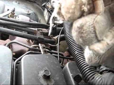 2001 Chevy Malibu Wiring Diagram 2003 Mitsubishi Lancer Es Stereo Manual Torque Converter Lock-up Switch. - Youtube