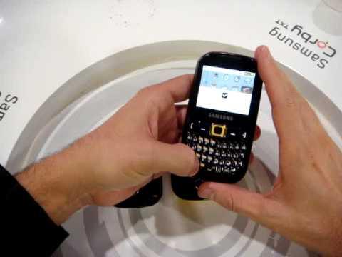 Samsung Corby Txt Pro CellulareMagazine.it (Ita)