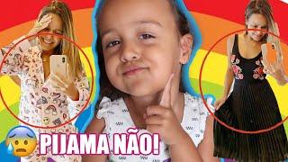 FÉRIAS E DIVERSÃO 3: LARA E A HISTORIA DE DECIDIR O DIA DA MAMÃE !| RÊ ANDRADE