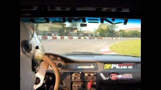 2010 TTCC第五站-黃晞展-測時+決賽-車內攝影-2010.11.28.wmv