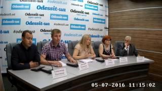 Старт информационной кампании по профилактике распространения наркомании в Одессе и Одесской области(, 2016-07-05T09:12:13.000Z)