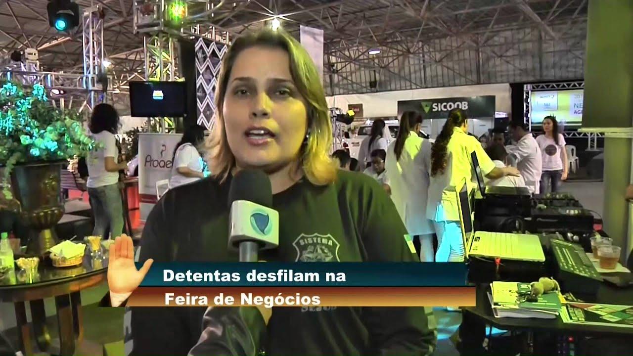 Desfiles de moda de detentas em Cachoeiro de Itapemirim