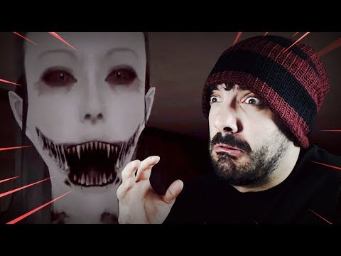 ESA MUJER ME DA MIEDO !! | Eyes - The Horror Game
