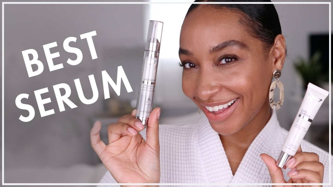 I Tried No 7 Serum and Here's What Happened!   No 7 Skin Care Review