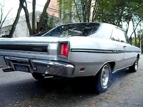 Garagem do Bellote: Dodge Charger RT (1976) - YouTube