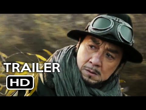 Thumbnail: Railroad Tigers Official Trailer #1 (2017) Jackie Chan Action Comedy Movie HD