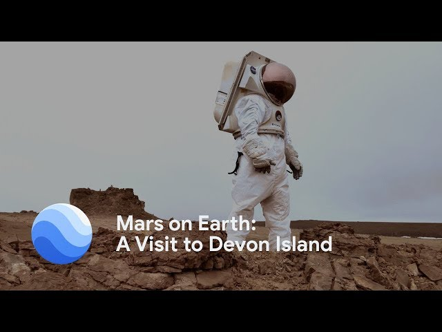 Mars on Earth: A Visit to Devon Island