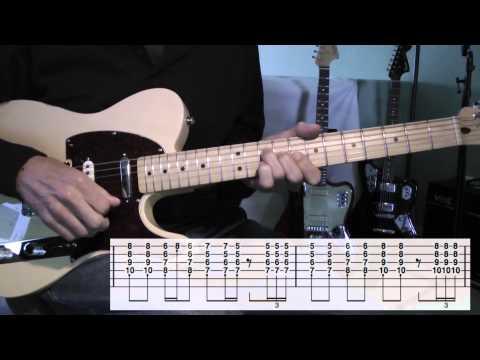 Love Rollercoaster Funk Guitar Rhythm