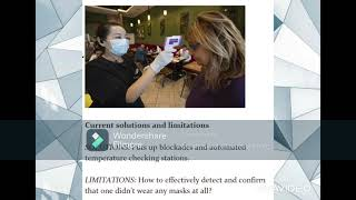 2021 face mask detector Chung Hua Middle School No 1