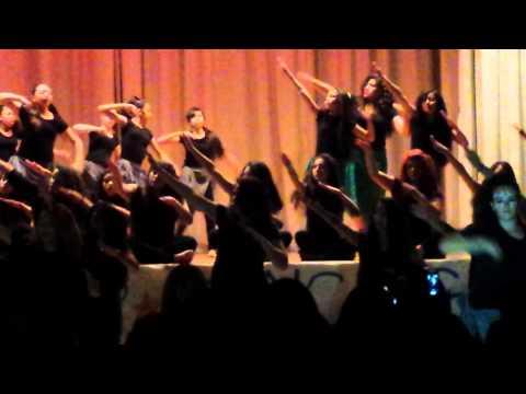 San Fernando middle school show case
