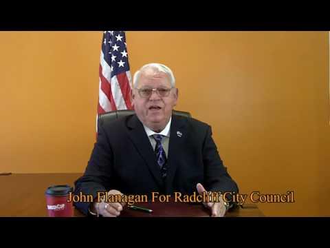 John Flanagan Radcliff City Council