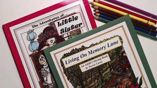 Introducing Artist Susan Curry Coloring Books