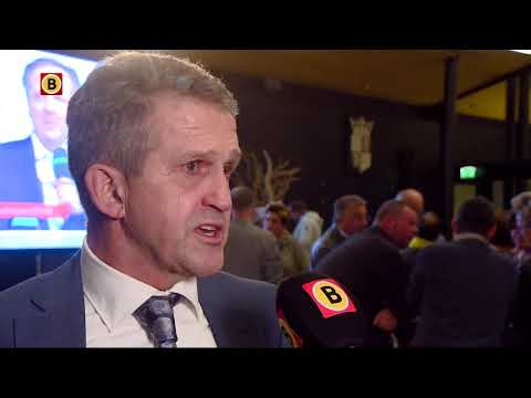 Grote winnaar PVV is dolblij met de uitslag in Rucphen.