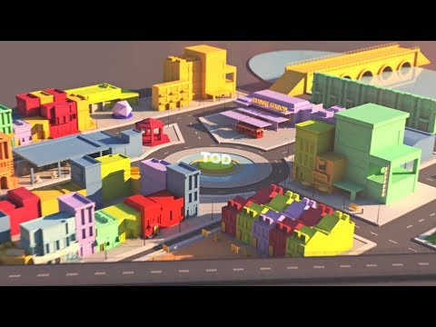 Learn About Transit-Oriented Development