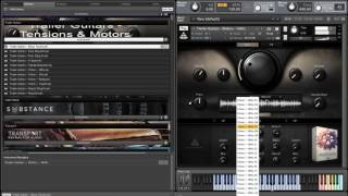 Audio Imperia Trailer Guitars Tensions And Motors V1 1 KONTAKT