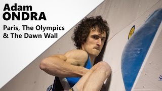 Adam Ondra on Paris, The Olympics and Yosemite
