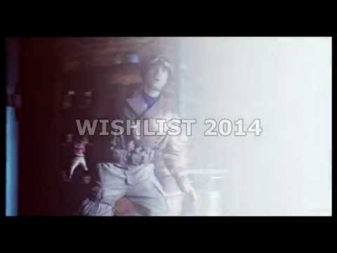 Wishlist '14 II It's x-mas time!
