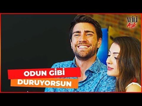 Kerem ve Ayşe'nin Fotoğraf Çekimi - Afili Aşk 9. Bölüm