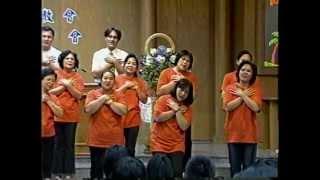 Hallelujah praise Jesus -T.J.C.南崁教會訪問前鎮教會(10-05)