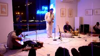 Pakistan Jazz Performance by Azad Sur at Art Chowk - Clifton, Karachi