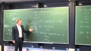 Lecture 20: Cosmology - The early epoch (International Winter School on Gravity and Light 2015)