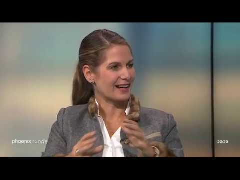 """phoenix runde: """"Qual der Wahl bei der CDU - Wer folgt auf Merkel?"""" vom 06.12.18"""