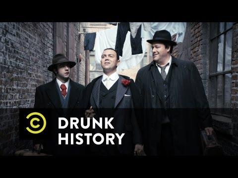Drunk History  Al Capone Was a Syphilitic Moron