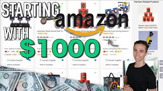 How to Sell on Amazon with $1000 to Start in 2020