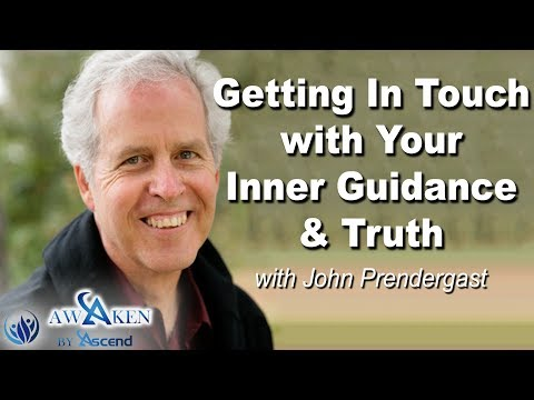 Getting in Touch with Your Inner Guidance & Truth with John Prendergast   Awaken Ep. 4