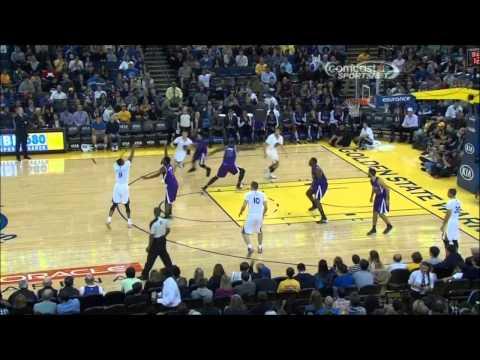 Warriors 2013-14 Season: Game 3 vs. Kings