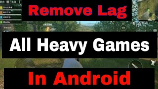 How to run games without lag in android    Gltools Pro