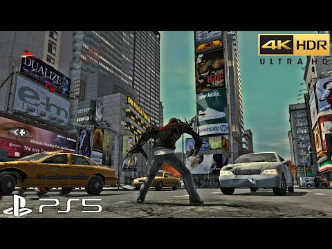 PROTOTYPE  - PS5™ Gameplay [4K HDR]