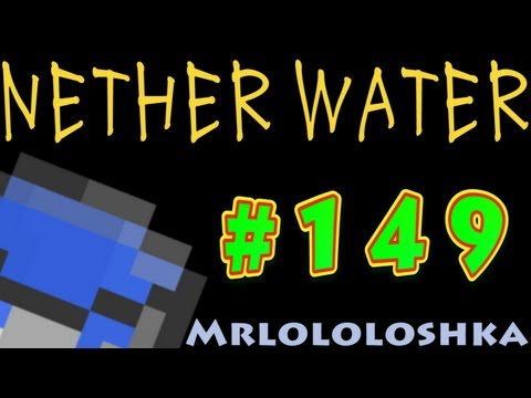 Обзор модов #149 (Адская ферма!) (NETHER WATER)