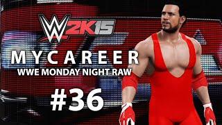 "WWE 2K15 (Xbox One) MyCareer w/ Captain Falcon #36 ""ELEVATING"""